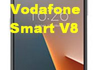 Hard reset Vodafone Smart V8