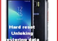 Samsung Galaxy Xcover FieldPro Hard Reset factory reset