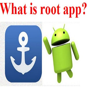 What is root app