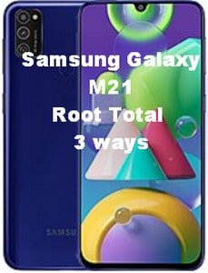 How to root Samsung Galaxy M21